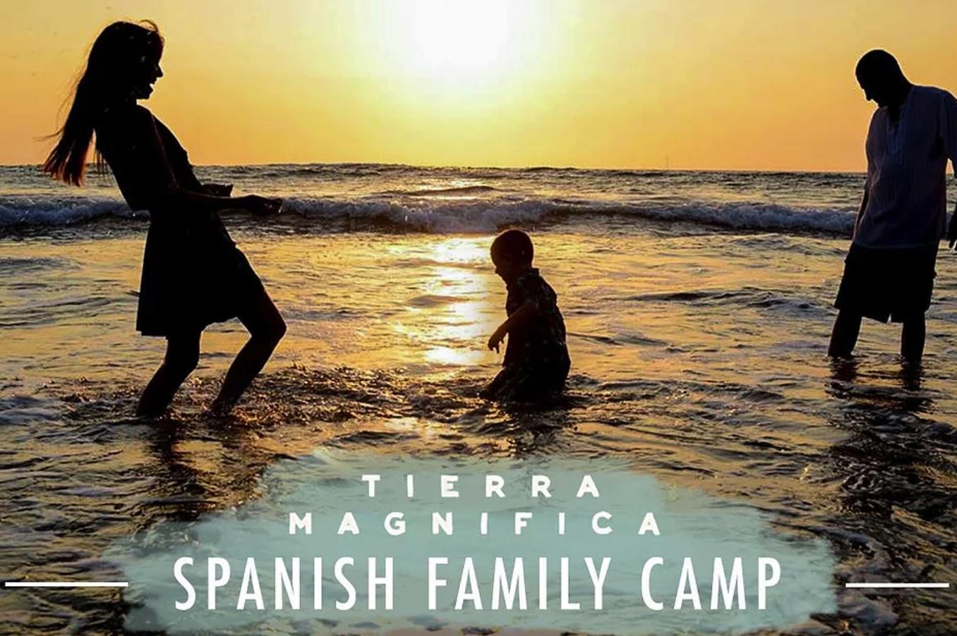 SPANISH FAMILY CAMP